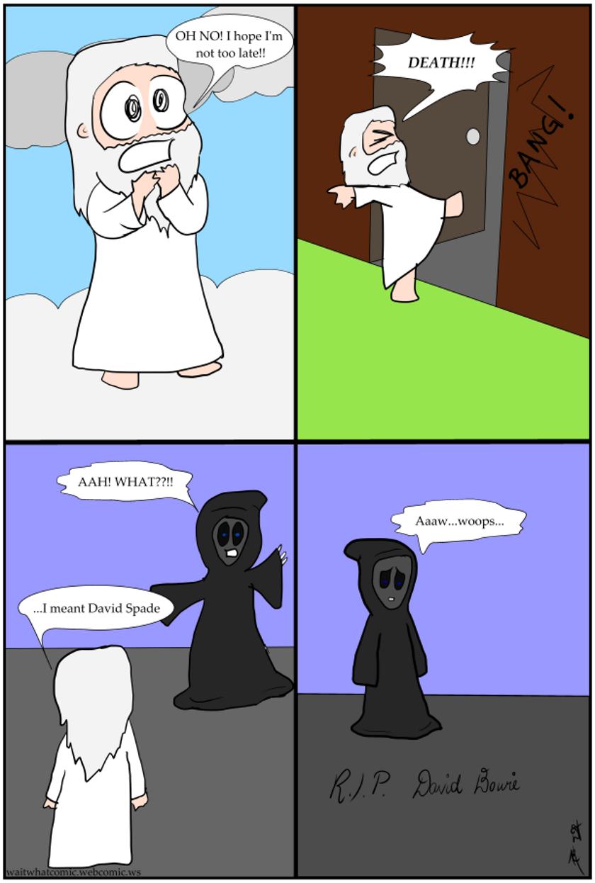 God's Mistake
